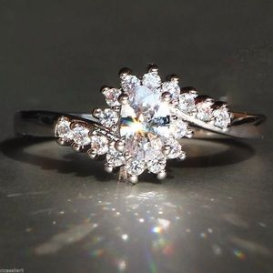 Jewelry - NEW! 925 silver filled ring size 8